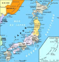 map of japan country regional city maps of japan