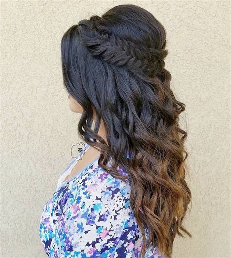 curly hairstyles for hoco 25 best ideas about curly homecoming hairstyles on