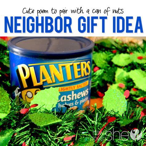 42 neighbor christmas idea nuts how does she