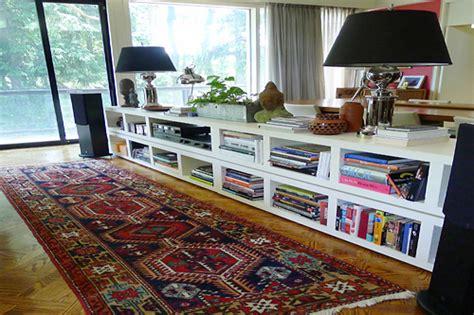 Open Cube Bookcase Idea Ikea Living Room Pinterest Living