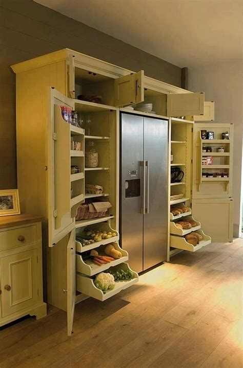 kitchen cabinets around refrigerator great cabinets around fridge decorating pinterest