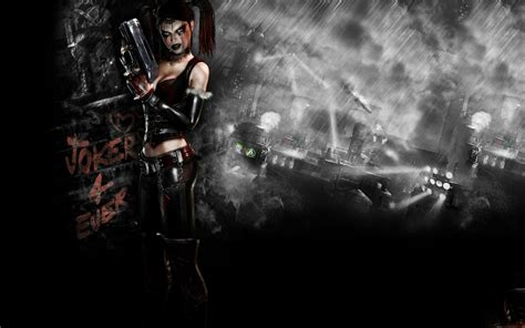 Harley Quinn Arkham City Iphone All Hp harley quinn s computer wallpapers desktop backgrounds 2560x1600 id 322552