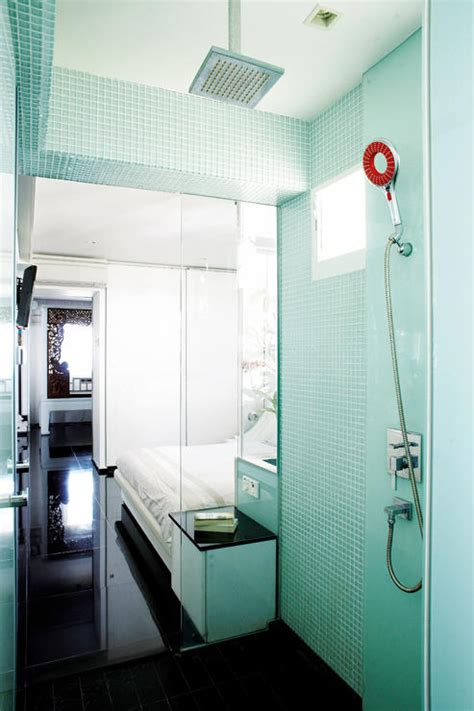 small hdb flat bathroom solutions home decor singapore 7 open concept bathrooms for your hdb flat home decor