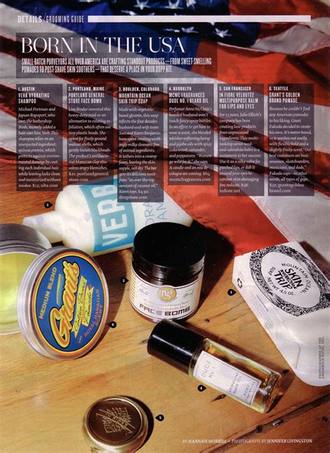 Pomade Magnum our pomade in details mag grant s golden brand water
