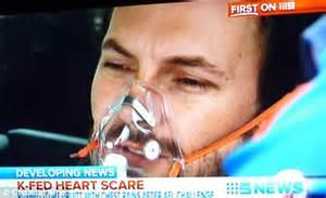 Kevin Federline Im Not K Fed by Kevin Federline Rushed To Hospital After Suffering A