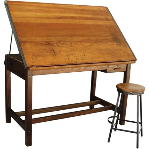 Best 25 Vintage Drafting Table Ideas On Pinterest The Drafting Table Dc