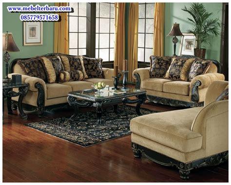 Sofa Kayu kursi sofa kayu jati mebel terbaru jepara furniture