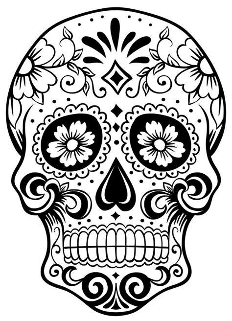 ideas  candy skulls  pinterest skulls