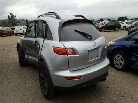used infiniti fx35 parts infiniti fx35 awd parts for sale aa0563 exreme auto parts