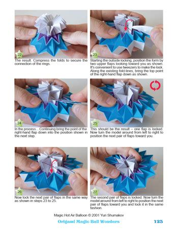 How To Make A Origami Magic - oriland origami magic wonders