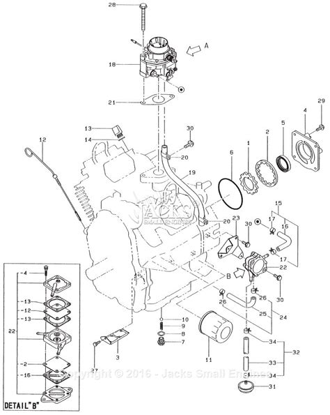Robin Subaru Eh64 Parts Diagram For Fuel Lubricant Old Type