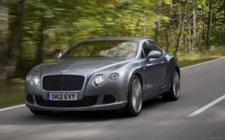 2013 Bentley Continental Bentley Continental Gt Speed 2013 Widescreen Car