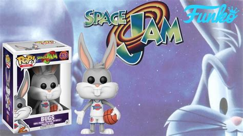 Funko Pop Space Jam Buggs Bunny bugs bunny space jam funko pop
