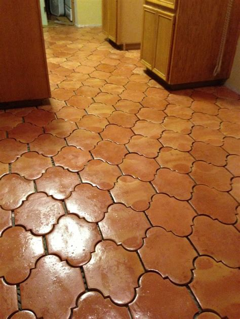 san felipe saltillo tile no grout yet kitchen pinterest grout