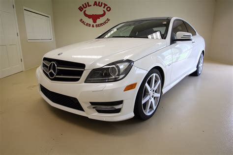 C350 Mercedes by 2012 Mercedes C Class C350 Coupe 4matic Stock 17088