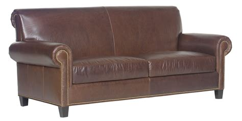 traditional tight back leather sofa loveseat collection