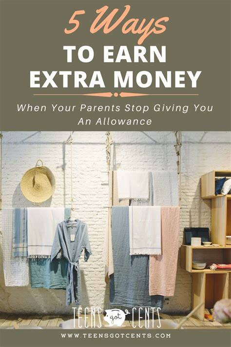 5 Practical Ways To Keep Your Home Picked Up No Place Like Home 5 Ways To Earn Money When Your Parents Are Not Paying For Everything Teensgotcents