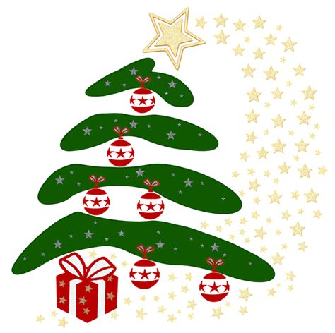 clipart natale gratis free vector graphic tree tree holidays free