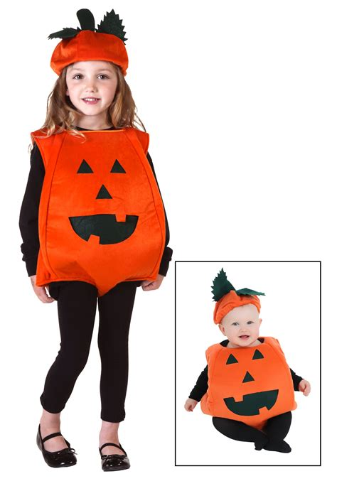pumpkin costume toddler orange pumpkin costume