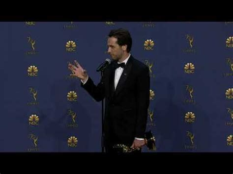 matthew rhys winning matthew rhys terrifying emmy winning experience youtube