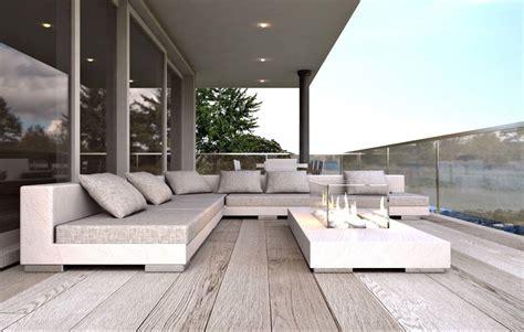 l arredo vivere la casa all aperto l arredo terrazzo giusto