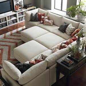 upholsterd size sectional pit trends4us
