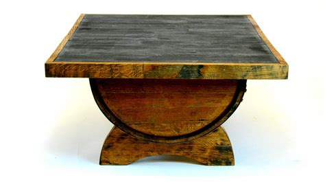 Whiskey Barrel Coffee Table Whiskey Barrel Furniture Ideas From The Hungarian Workshop