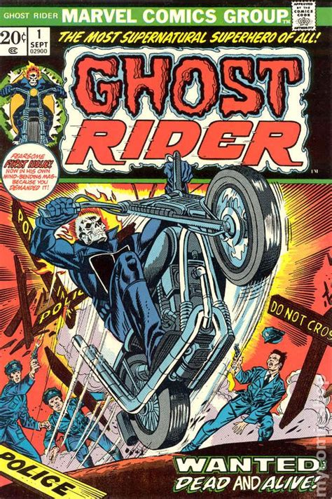 ghost rides books ghost rider comic books issue 1