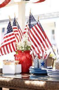 Easy patriotic centerpiece ideas cheap july 4th holiday party diy