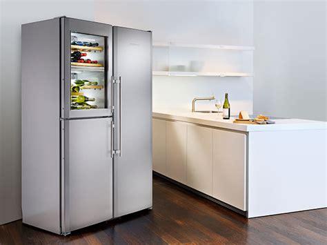 einbau side by side kühlschrank liebherr sbses 7155 side by side weinschrank vinidor
