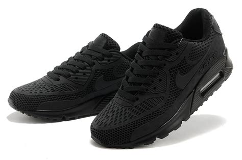 all black athletic shoes mens air max 90 mens running shoes all black nike air max air