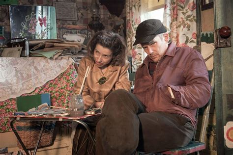 Biography Films About Artists | art initiates life moving maudie tells painter maud