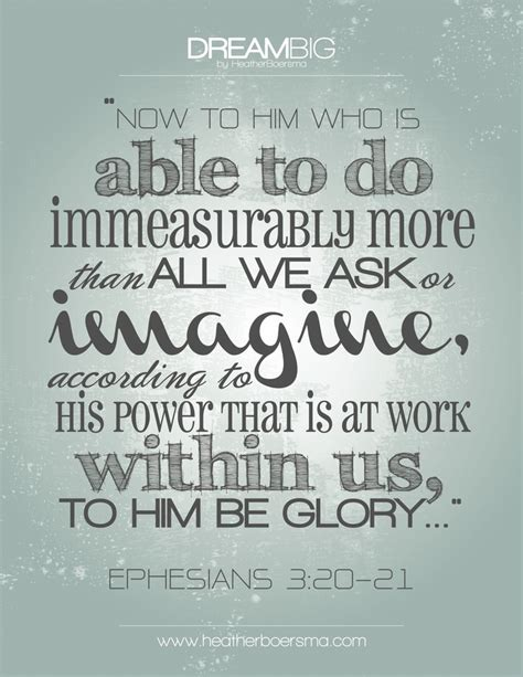 Wedding Bible Verses Ephesians by Ephesians 3 20 21 Bible Verses Big Thing
