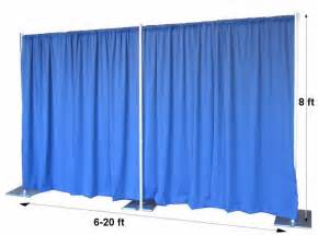 Portable Stage Curtains Wholesale Pipe And Drape Stage Curtains Floor Portable Stage Allstar Event
