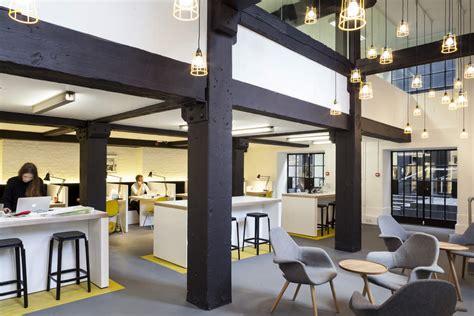black white building london ec  architect