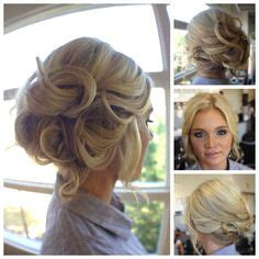 Wedding Hair And Makeup Upland Ca by Balayage Highlights With Loreal Professional Color