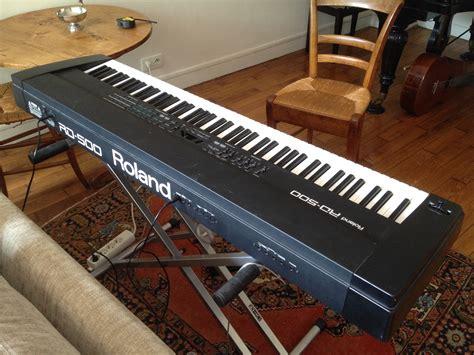Keyboard Roland Rd 500 roland rd 500 image 912604 audiofanzine