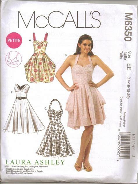 pattern dress plus size mccalls sewing pattern misses dress with mccall s plus