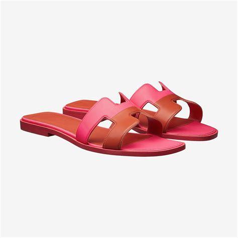 Sandal Hermes Putih 2 oran sandal herm 232 s