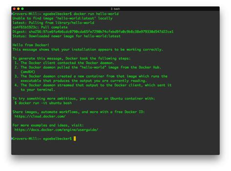 tutorial docker image docker tutorial get going from scratch