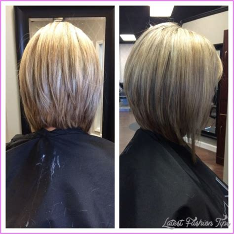 pictures of inverted bob haircuts back view back view of inverted bob haircut latestfashiontips com