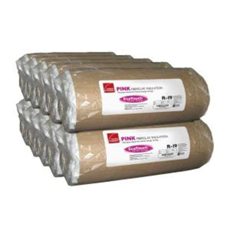 owens corning r 19 unfaced insulation batt 19 1 4 in x 48