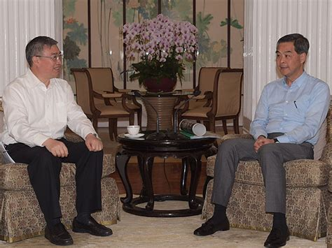 Lu Led Mobil Civic news gov hk ce meets foshan official