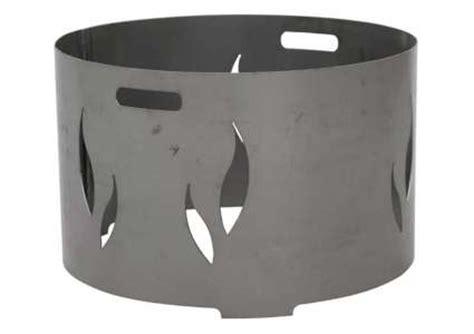 aufsatz feuerschale feuerschale aufsatz rhodos rund 55 cm e h