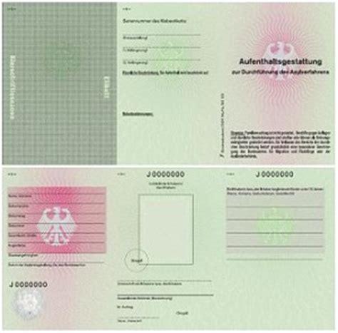 Deutscher Brief Beispiel an 173 kunfts 173 nach 173 weis neuer ausweis f 252 r fl 252 chtlinge