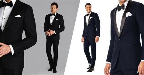 Wedding Attire Black Tie by Wedding Suits For Every Guest Dress Code