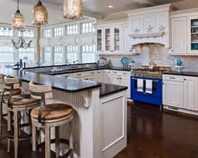 Coastal Style Kitchens - harvey cedars beach style kitchen other metro by serenity design
