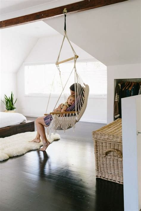 bedroom swings best 25 indoor swing ideas on pinterest bedroom swing indoor and loft in bedroom