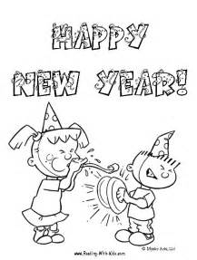 happy new year coloring pages new year coloring pages to print top coloring pages