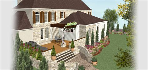 Home Designer Software for Deck and Landscape Software